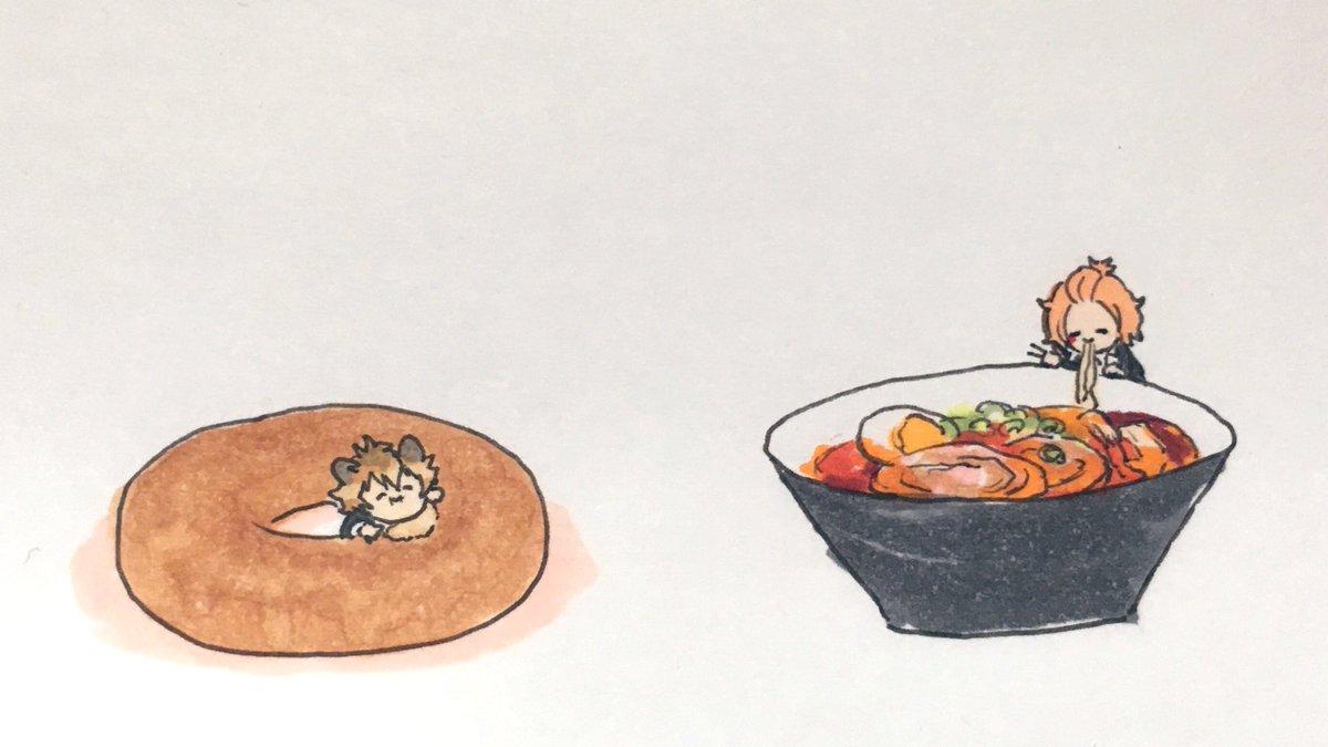 たくさんお食べ…