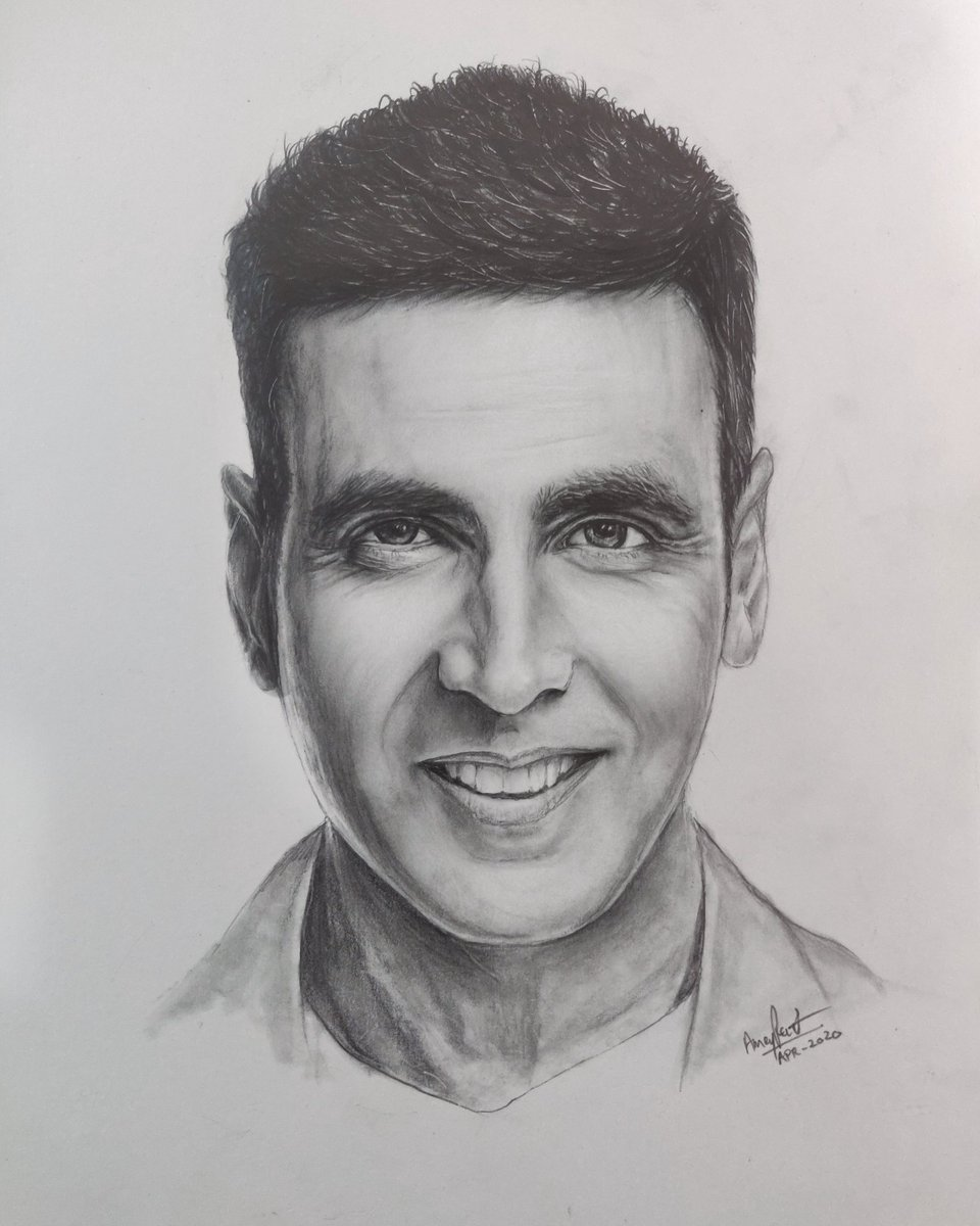 Graphite sketch  @akshaykumar  #stayhome  #graphite   #sketchbook #sketch #drawings #charcoaldrawing #painting #portrait #bollywood #marathicelebs #mumbai #portrait #portraitdrawing #pencilsketch   #indianart  #pencil #artist   #akshaykumar #akkians https://www.instagram.com/p/B-4VoR3BLxB/?igshid=1j4cdkhkyn087 …pic.twitter.com/6prCuO1s4s