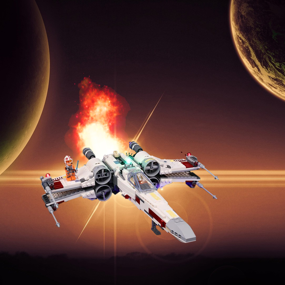 The LEGO lighting Star Wars 75218 X-Wing Starfighter This detailed model has retractable landing gear. Click herehttps://bit.ly/3a9papq . . #StarWarsGeneral #obiwankenobi #starwars #starwarsmemes #starwarsmovies #prequelsmemes #starwarsdaily #unlimited_highgroundpic.twitter.com/TO3pmMwEQ4