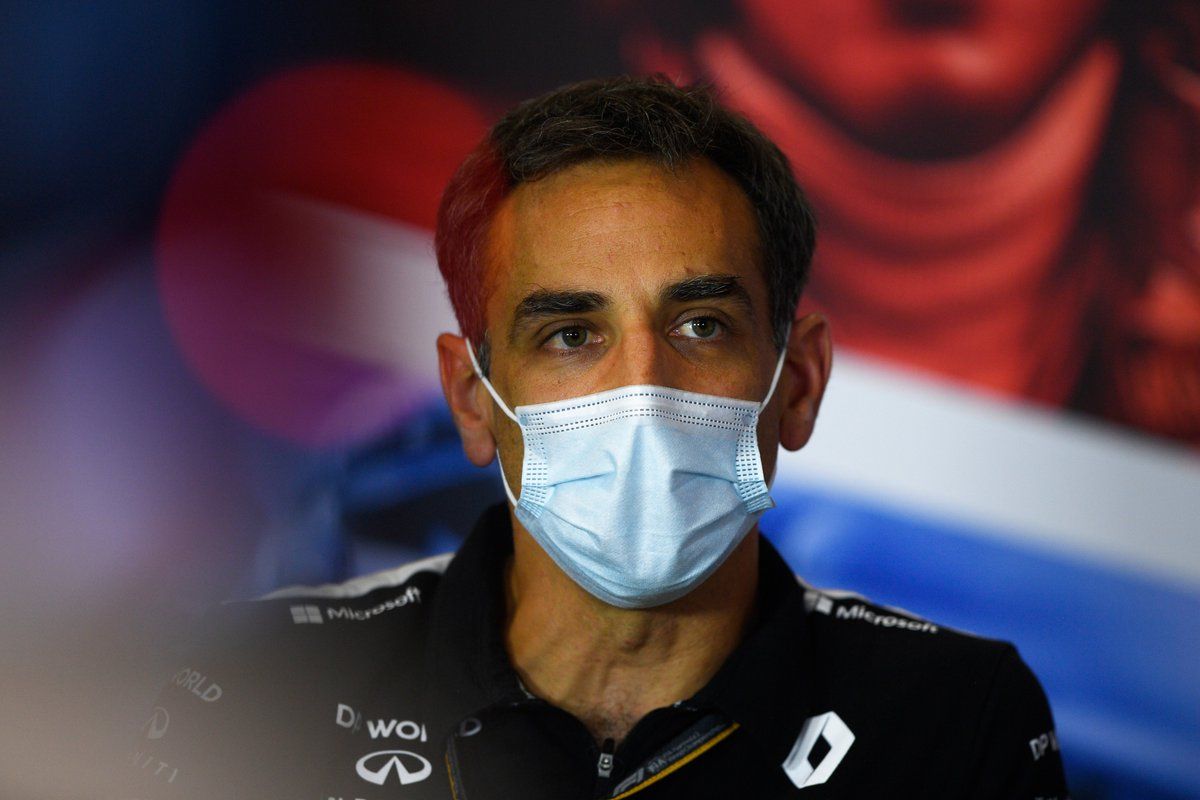 In what is becoming a more and more complex matter for all parties involved, @RenaultF1Team's Cyril Abiteboul has confirmed he is considering appealing the sanction handed out Racing Point's rule breach regarding their brake ducts.  https://t.co/nOGnFri7v5  #Formula1 #Renault https://t.co/o3yhQuoXM0