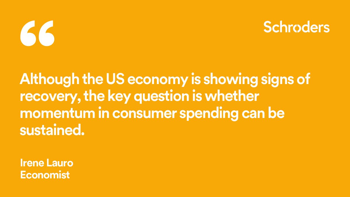 Some signs of the much hoped-for V-shaped recovery have started to emerge for the US economy. Read more about it here: https://t.co/xreTfhG9rb  #economicviews https://t.co/5a0GbRymlP