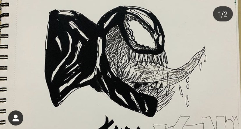 https://t.co/MNyYQd9Ehp   How to draw venom step by step  #venom #YouTube  Please do subscribe to my channel and support me by sharing this link  #SpiderManDay #YouTube https://t.co/hkschw4ARv