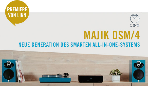 NEU & SMART: Linn Majik DSM/4 • Alanis Morissette mit neuem Album • Aktuelle Aktionen & Angebote - https://t.co/42rpZLVjjz https://t.co/IAskLThE0w