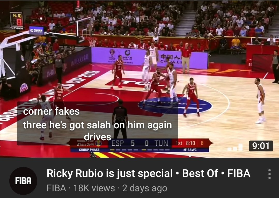 I agree with your caption @FIBA pic.twitter.com/O6LPkQKSTp