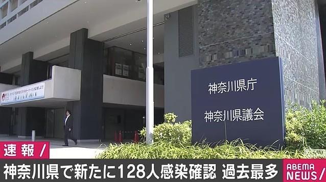 【新型コロナ】神奈川県で新たに128人の感染確認 過去最多神奈川県によると、8日に県内で新型コロナウイルスへの感染が確認された人は128人だった。6日の119人を上回り過去最多となった。