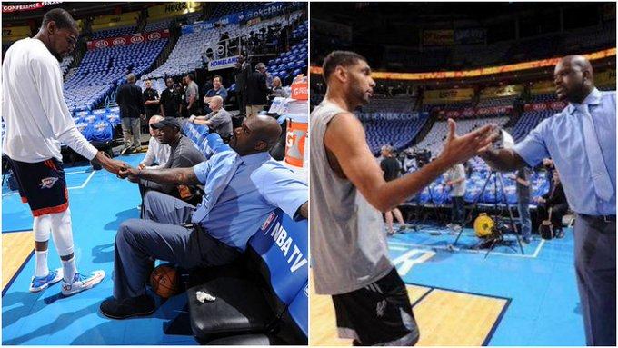 NBA里也有地位之分?歐尼爾舉動說明一切,Kobe曾面斥軟豆,而喬神見到了偶像也得低頭!