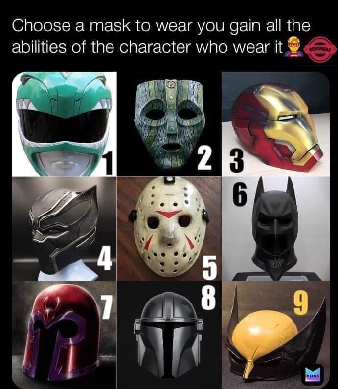 I gotta go #6 so my super power is being super rich lol. What about you? #gaming #heroes #YouTube #Marvel #DCFanDome #StarWars @YoutubeCommuni3 @PenehoffA @xbox_family @pcgamer #Batman #gamer #Geek @cloudyknyght @darthxreesie @2JAM3S @creatorsourceRT @DummblondGaming https://t.co/1dMrMiohDX