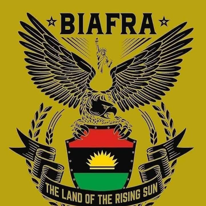 #Nigga-eria is an example of a #faild #State  so  Biafra freedom is paramount importance to us now. https://t.co/utiCYnXEhH https://t.co/YyMp2MU0Vn