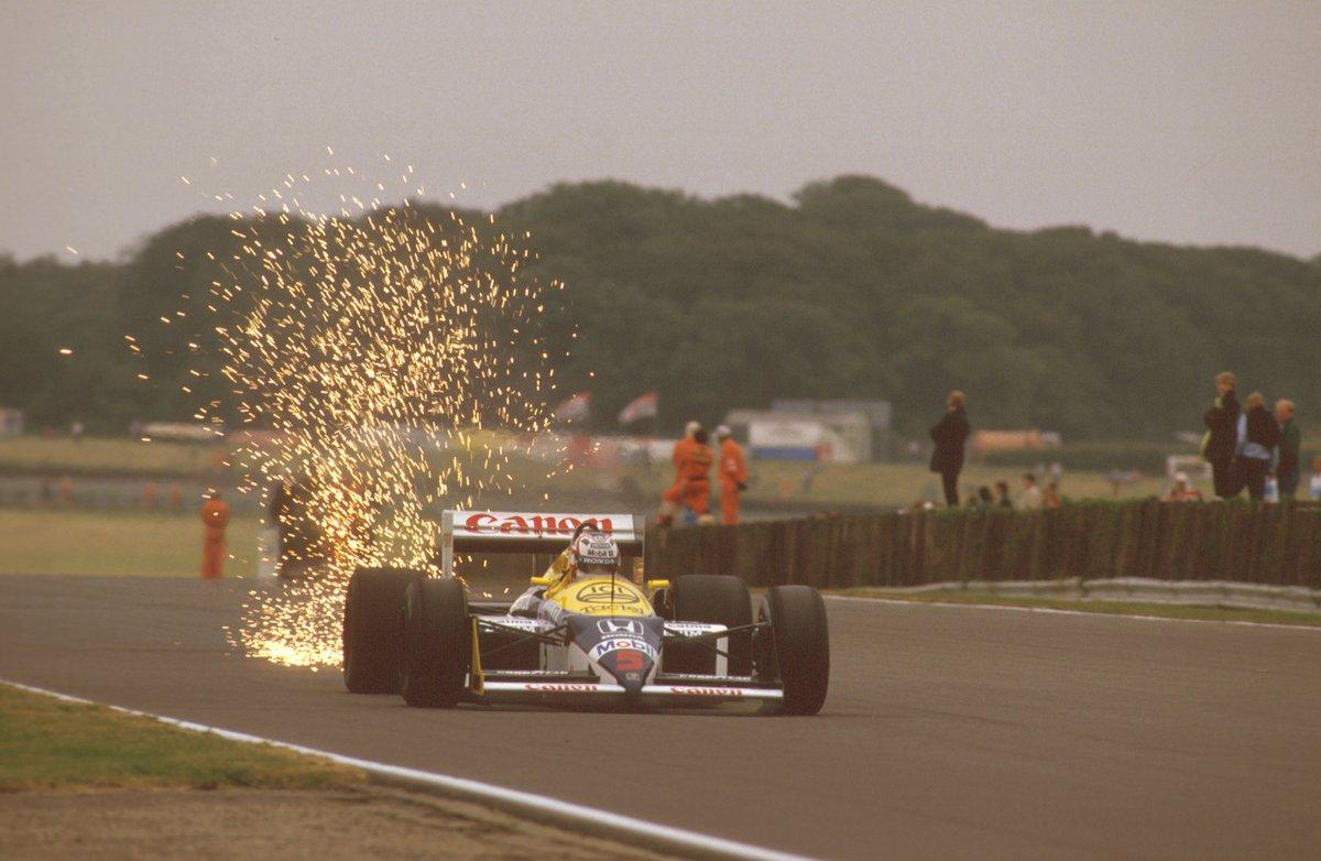 Happy Birthday to 1992 @F1 World Champion, @nigelmansell 🥳 https://t.co/OwWn4nKjgM
