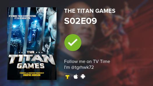 I've just watched episode S02E09 of The Titan Games! #titangames  #tvtime https://tvtime.com/r/1rSnYpic.twitter.com/jBnhZLWKCF