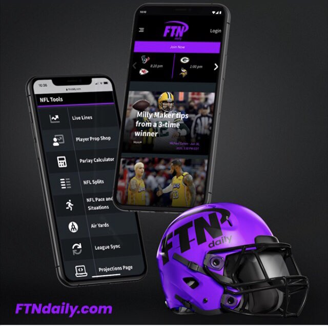 Are you thinking about crushing your DFS lineups this weekend? How about a little help from @FTNDFS?   Excluding MMA and Optimizers, all content and tools on #FTNdaily this weekend will be FREE!   Get an in-depth look at what http://ftndaily.com  has to offer!pic.twitter.com/RecD1LH7nZ