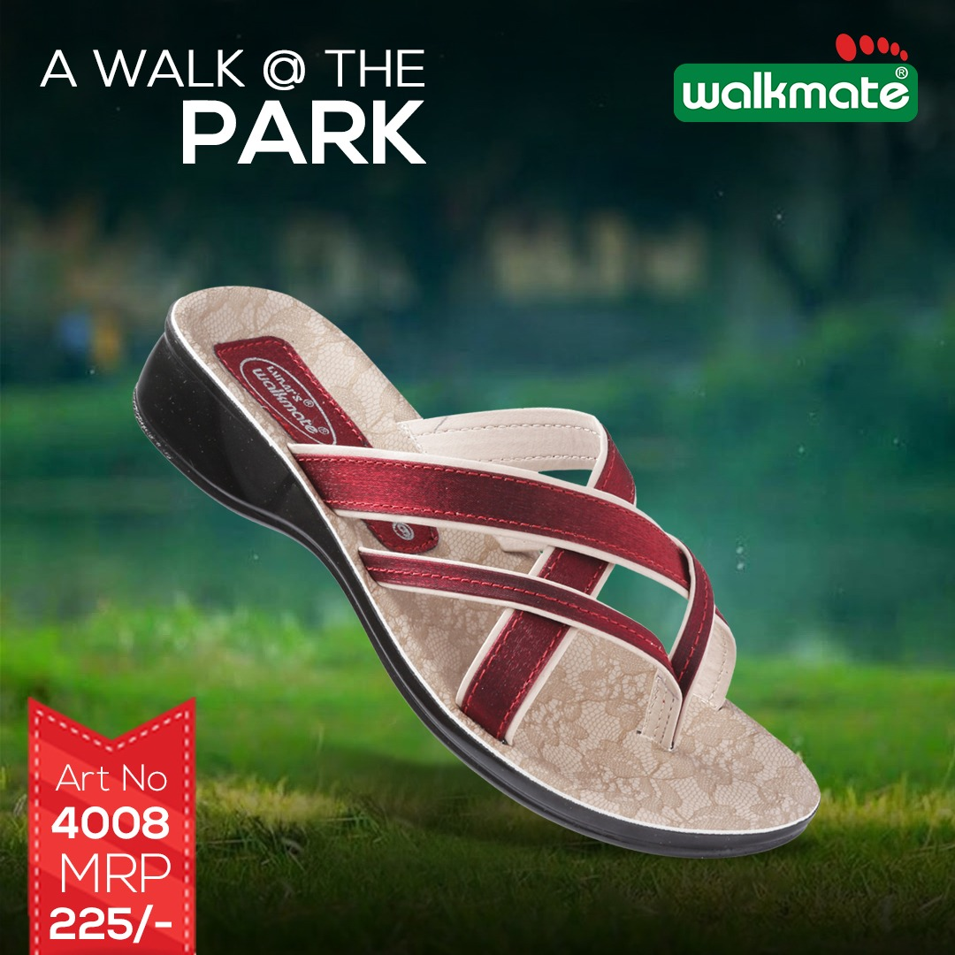 These slippers with a red strap for a fashionable look. Make a statement with this pretty pair from walkmate.  #fashion #smooth #comfort #stylish #everystep #safe #success #premiumquality #walkmatefootwear #walkwithcomfort #footwears #walkmate #karnatakapic.twitter.com/Ng3JeDrBms