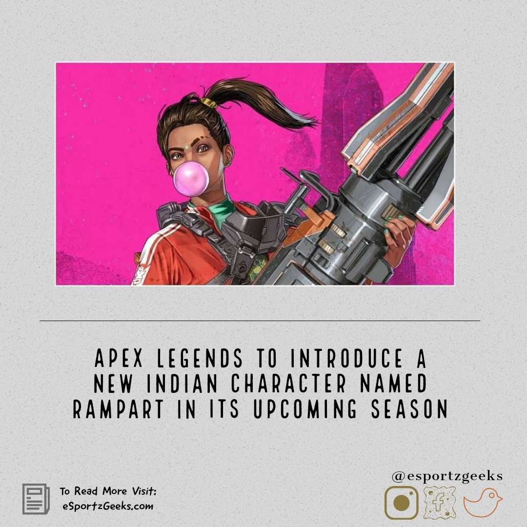 Apex Legends Season 6 will launch on August 18.  Follow Us @esportzgeeks for more updates.  #esportzgeeks  #ps4 #gamingnews #upcominggames #Gaming #Gamer #Gaminglife #Gamingcommunity #videogameaddict #gamingposts #videogames #gamingislife  #gamingfolk  #gamingclip #ApexLegendspic.twitter.com/0WFARvvWwu