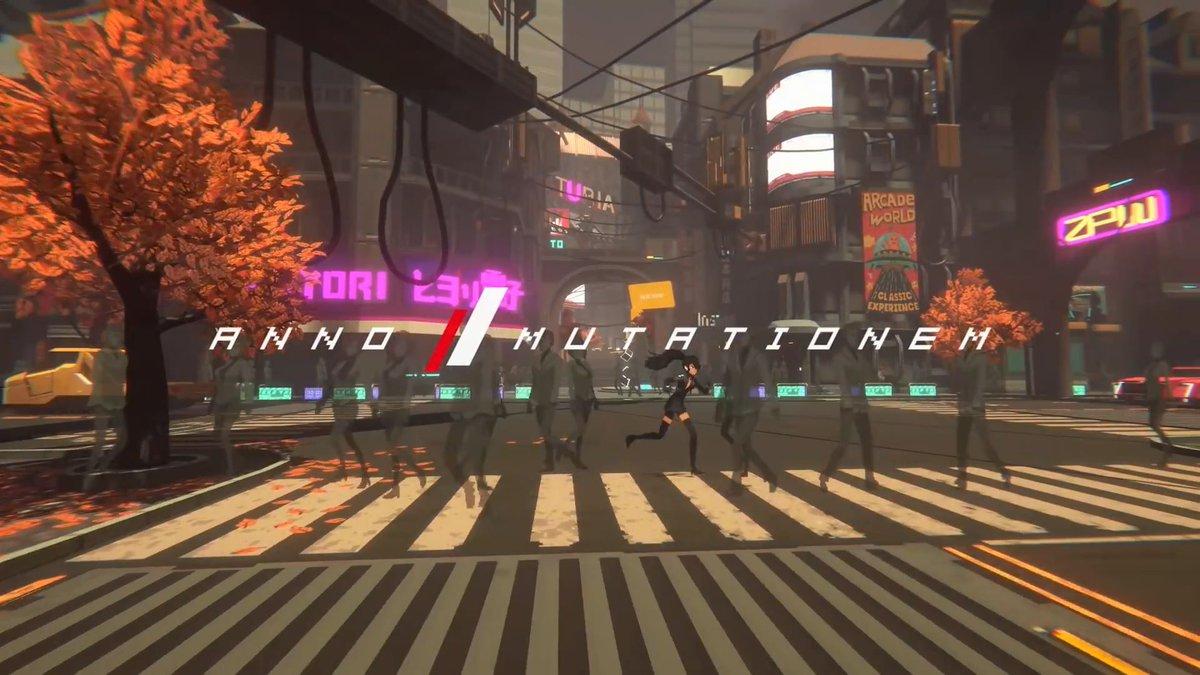 #StateofPlay 2D+3D Cyberpunk Action-Adventure #ANNOMutationem angekündigt erscheint Dezember 2020  Offizieller Twitter zum Spiel: @AnnoMuta  Mehr Informationen Trailers und link zu einem 25-Minütiges Playthrough Video: https://www.controller-warriors.de/news/state-of-play-2d-3d-cyberpunk-action-adventure-anno-mutationem-angekuendigt-erscheint-dezember-2020/…pic.twitter.com/IrAeEqvVxI