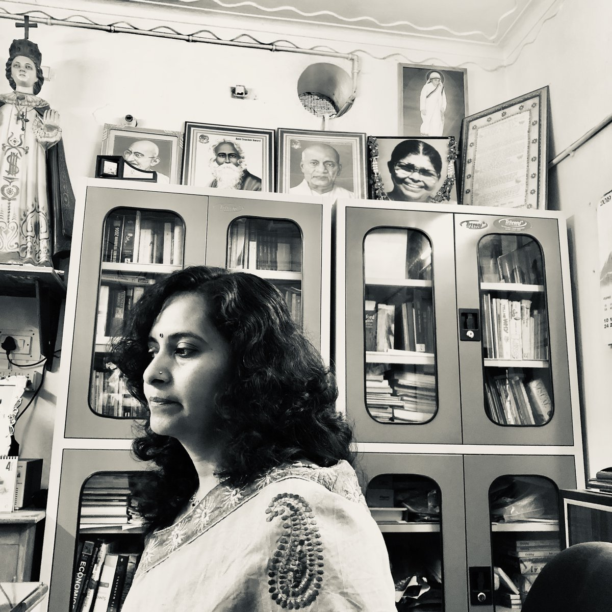 """""""No child should be deprived of education.""""  Episode 41 