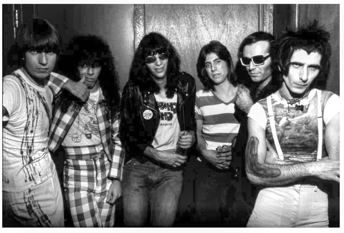 Dee Dee Ramone The Ramones Original Jacket Dee Dee King Album Cover