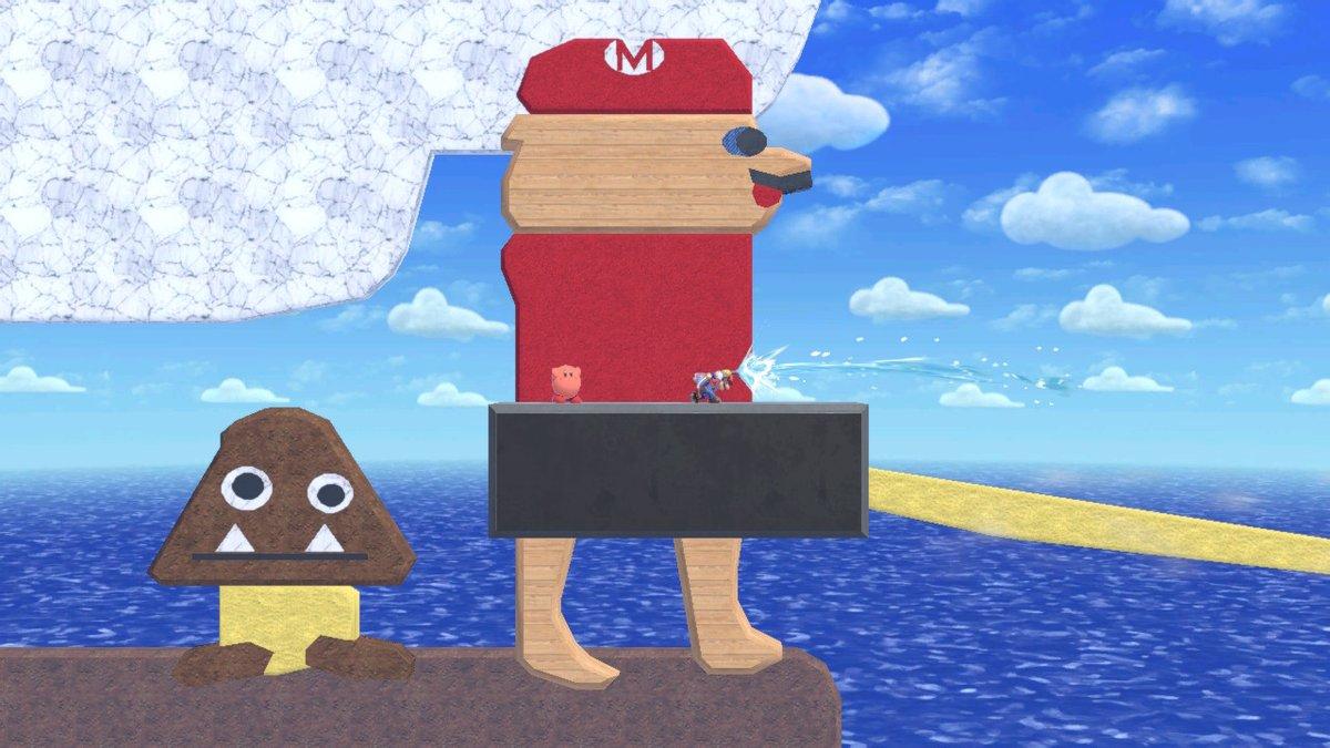#SmashBros #SmashBrosUltimate #NintendoSwitchpic.twitter.com/5zzCbtQNBE