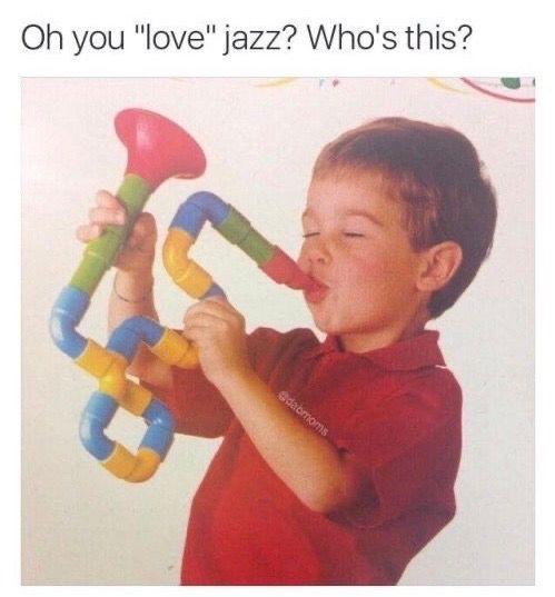 Follow @commedy_necromancy  . . . . . #dankmemes #dankmemesdaily #edgymemes  #memes #funny #memesquad #memesdaily #instagood #bruh #epicmemes #babyyoda #spicy #cursedimage #bruh #deepfriedmemes #spicymemes #chadmemes #jazz #jazzmemes #musicmemes #music #dootpic.twitter.com/LBAROrWIyA