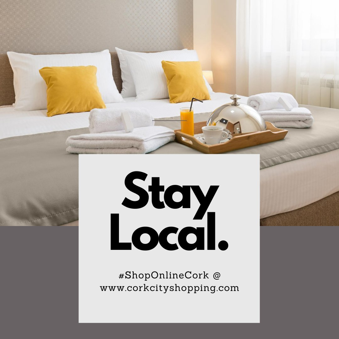 Whether you're planning a romantic getaway or a family break, Cork boasts an abundance of hotels - head over to our website to discover the hotels Cork has to escape to for the ultimate #staycation! #StayLocal #LoveCork #PureCork #ShopCorkOnline https://t.co/3jYLQhBD3k https://t.co/evq2bxiSLi