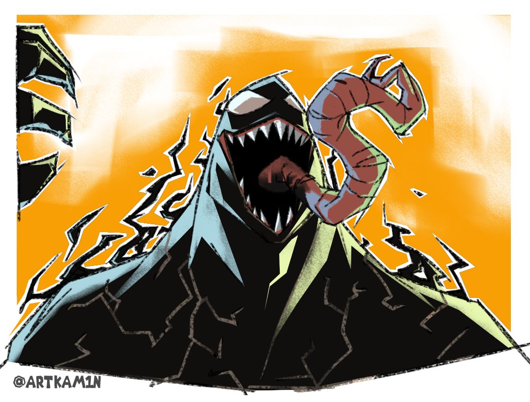 We are #Venom #venomcontest #Marvel #SpiderManDay @Asein_aizen @yusuff_aina https://t.co/EcF54yf6XR
