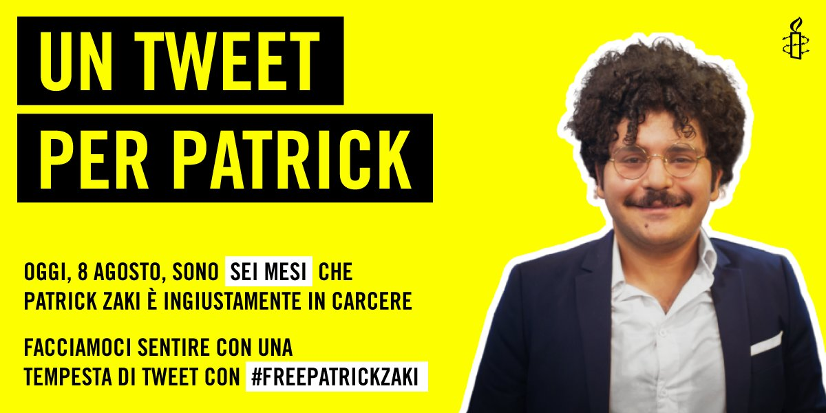 #freepatrickzaki
