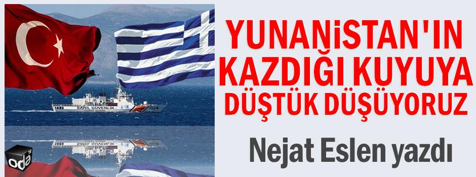 Yunanistan'ın kazdığı kuyuya düştük düşüyoruz  Nejat Eslen yazdı https://t.co/ncjJl12Oru https://t.co/2cB5SmG84V