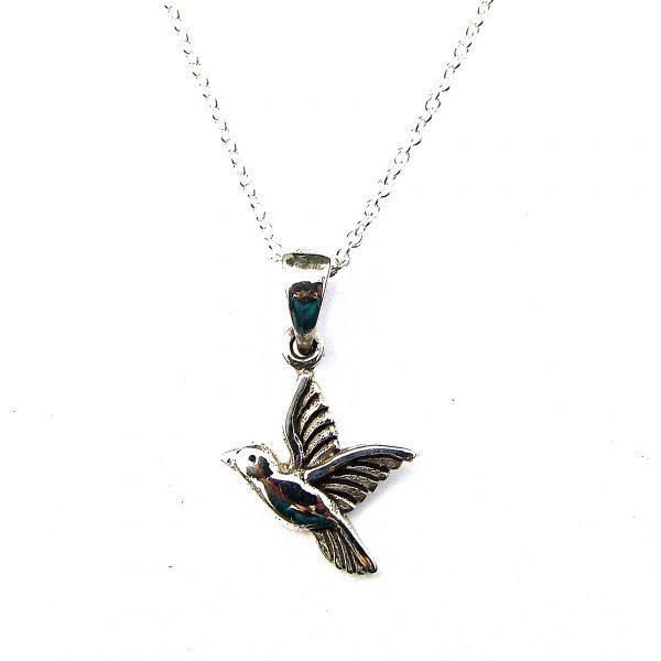 Humming Bird Necklace £ 19.99 https://pooo.st/saCSl #currentlywearing, #shoppingaddictpic.twitter.com/b3883OamV5