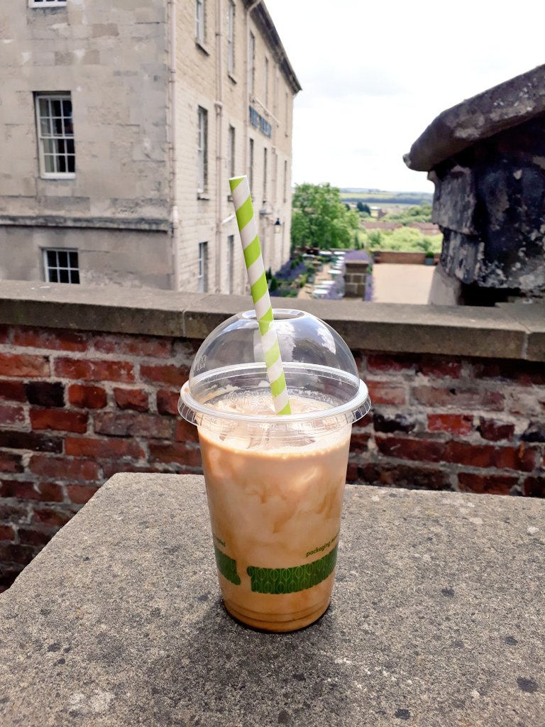 S A T U R D A Y ☕ @Roost_Coffee #coffeelovers #icedcoffee #SaturdayMorning #visitmalton https://t.co/ESwvmusAEX