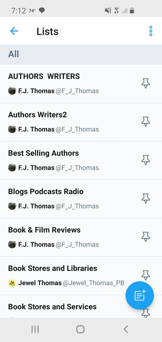 @Tracy_Beno thanks so much for the follow! You've been added to my Writers list here on Twitter. Your agent @literarycounsel , and your publishers @HallmarkPublish  and @crookedlanebks are on my Agents & Publishers twitter list. Happy writing!  #SaturdayMorning #books https://t.co/gSb5l6n30E