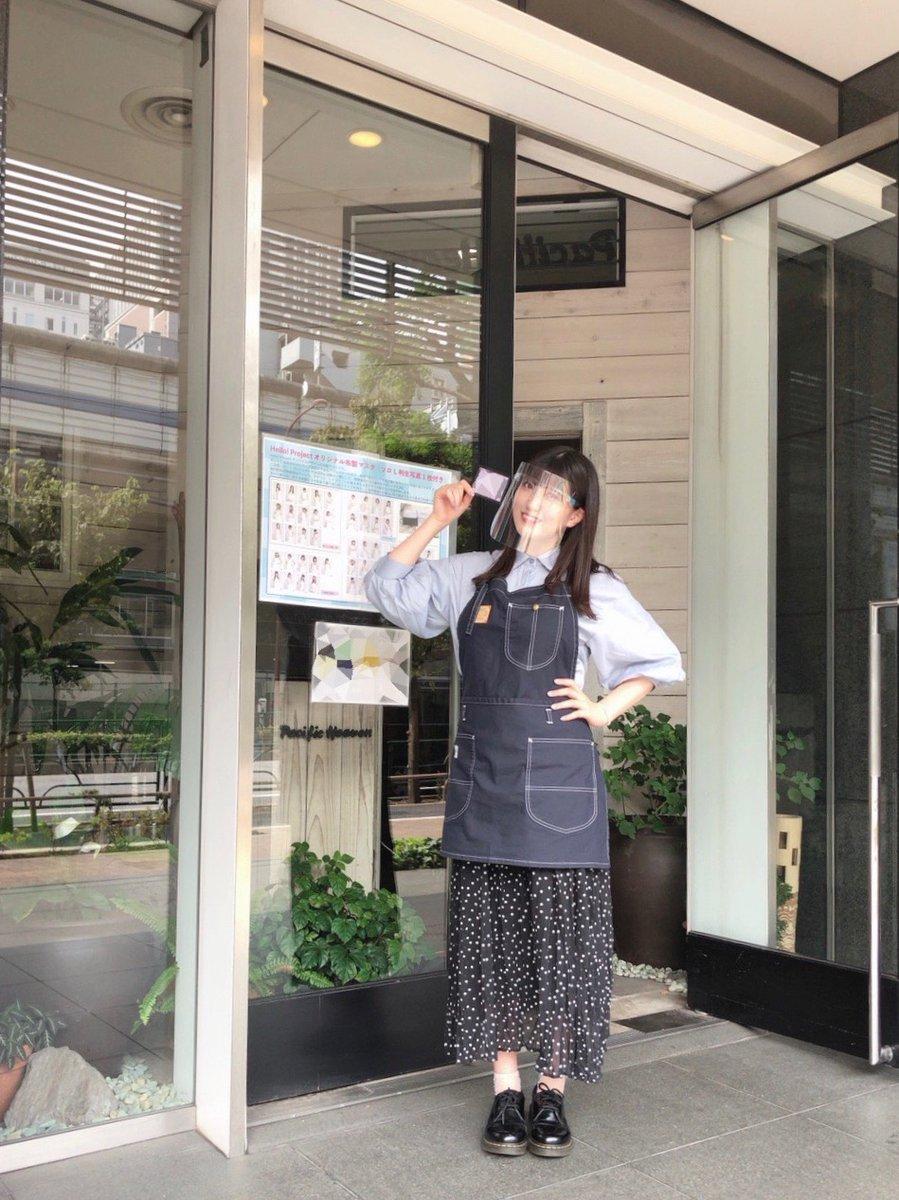 【12期 Blog】 8月8日ですね!羽賀朱音:…  #morningmusume20 #ハロプロ