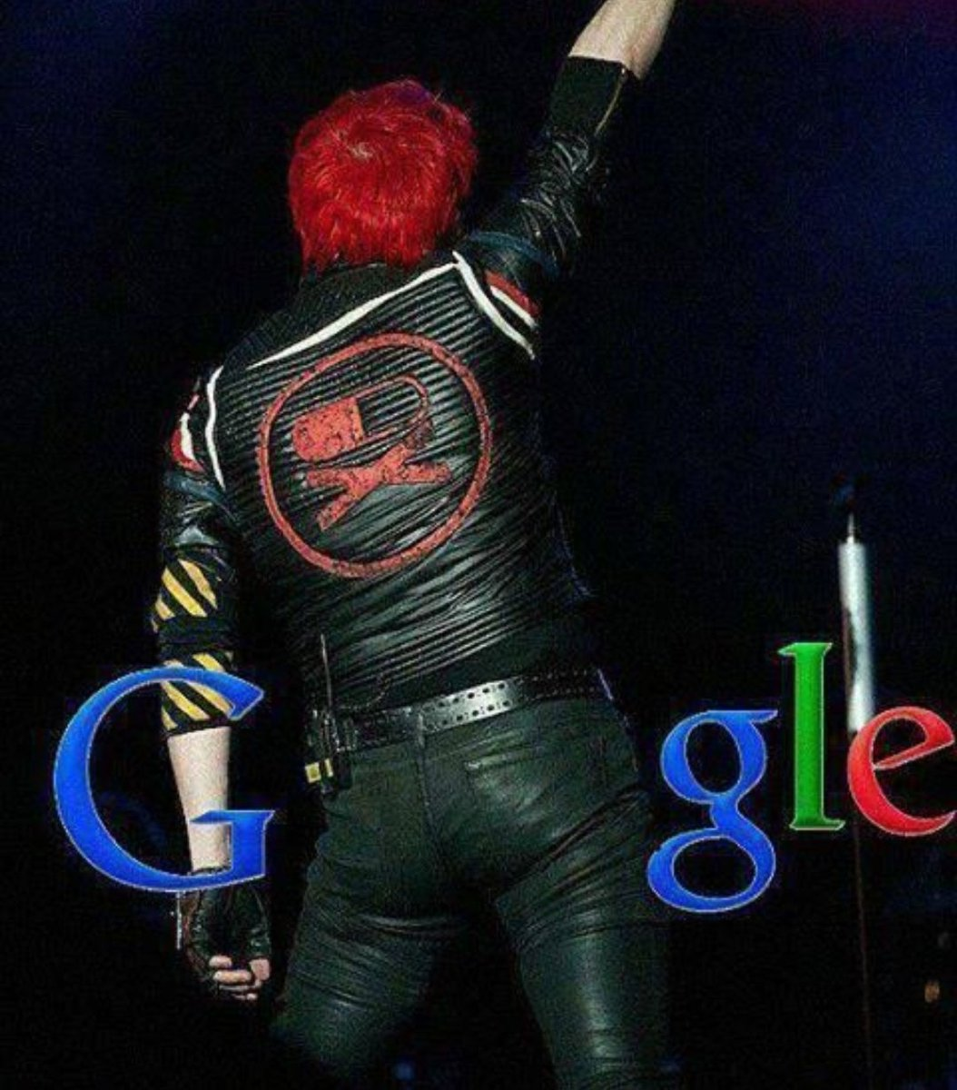 Gerard Way And His Butt
