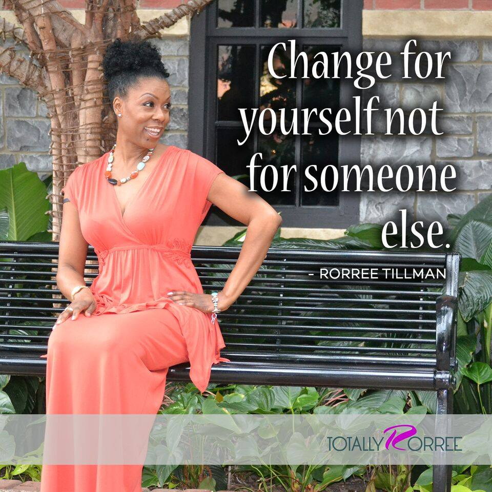 Change for yourself not for someone else.  http://totallyrorree.com/phcs/   #energyhealing #meditation #justaskrorree #totallyrorree #theshaderoom #intuitive #psychic #lifecoach #oracle #Manifest #makeithappen #womanpic.twitter.com/UufLsus0KN