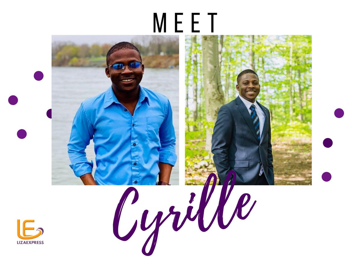 Liza: Have you ever failed at something, what was it?  Cyrille: I have failed many times. Actually, I fail every day.   It takes courage to accept your failures and choose to move forward - that's what @CyrilleZongo does. http://bit.ly/CyrilleZongo   #ShareYourStory #lizaexpresscpic.twitter.com/PeVsDQEajH