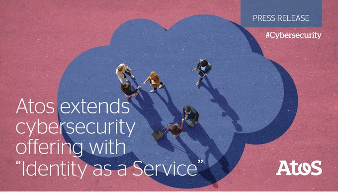 [#Bestof] In April Atos has announced Evidian #IDaaS, the Identity #asaService #cybersecurity...
