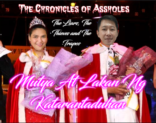 #TheChroniclesOfAssholes Ladies and gentlemen, the thread is set and we're proud to roll out the red carpet for the #MutyaAtLakanNgKatarantaduhan, Princess Juliana Cladetta and Prince Erickus Yup Yup Yup The Wormy World Part 1 #SB19LGDayxNight #IbalikAngABSCBN pic.twitter.com/wTkyhim1oB