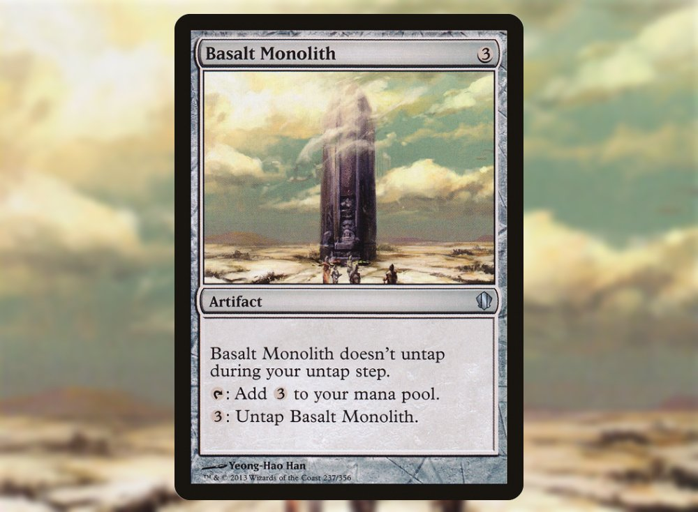 The Best Monolith Mtg