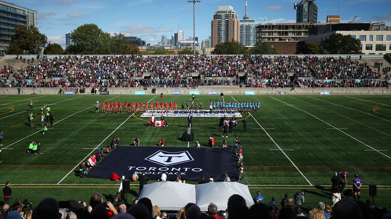 Toronto Wolfpack in buy-out talks with four bidders: trib.al/H1Fvjxo
