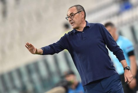 Calcio, la Juventus ha esonerato Maurizio Sarri - https://t.co/XDs171ZKqp #blogsicilia #sarri #juventus