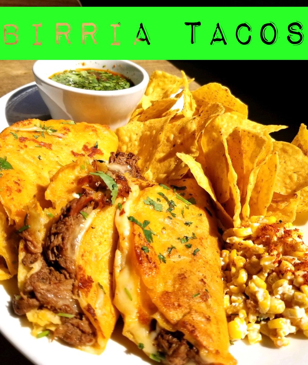 Birria Tacos on the menu this weekend!! Available for dine-in & curbside! #eatlocal #nomnom #tacosabdbeer #supportlocal #community #bettendorf #craftbeer #tacoseveryday #tagtheqc #quadcitiespic.twitter.com/DXI1ymMKvG