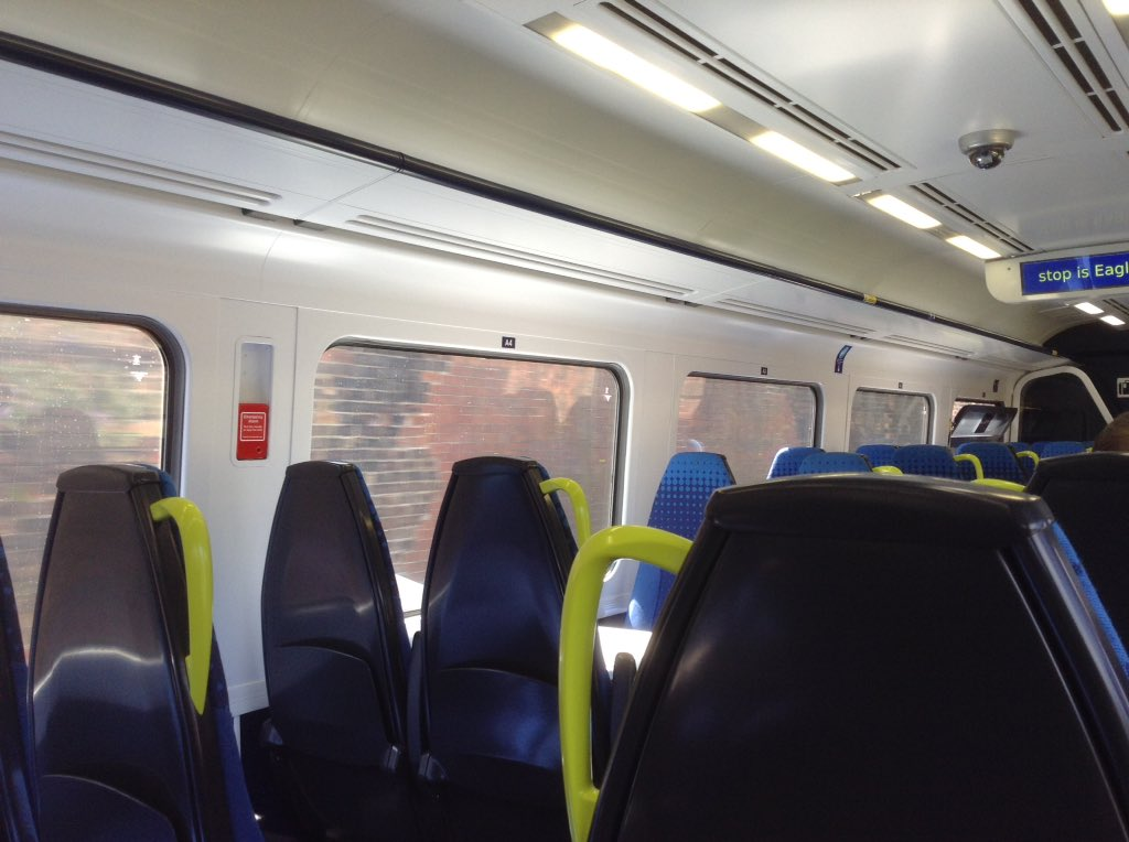🚈 The best successor to a #Pacer on the Bishop Line ... a refurbed 158. @northernassist #class158 https://t.co/xGQ9p7Q2Qr