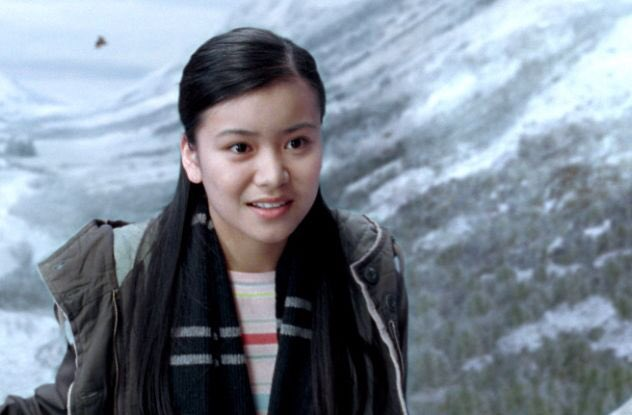 Happy Birthday Katie Leung She played Cho Chang in the Harry Potter film series.
