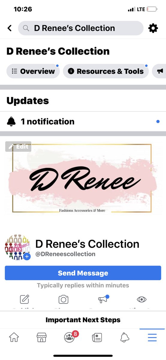They say don't quit your day job & work on your dreams at night 💰 Shop & follow #dreneescollection on #Facebook & #instagram #smallbusinessowner #minoritybusinessowner  #millionaireclub  #millionairess https://t.co/B5oRwANqEy