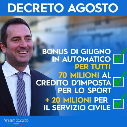 #DecretoAgosto