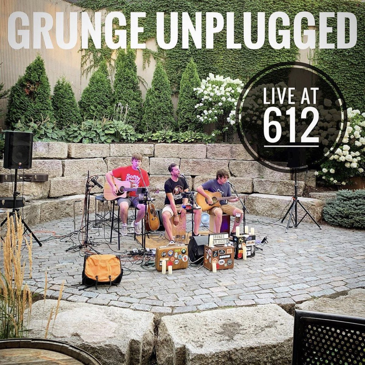 LIVE MUSIC TONIGHT Don't miss the patio party! @grungeunplugged takes the stage Saturday at 6PM. We're accepting walk-up reservations so arrive early to grab a table. We have plenty of space for social distancing, please see the host station when you arrive. https://t.co/G6Lam3i2zK