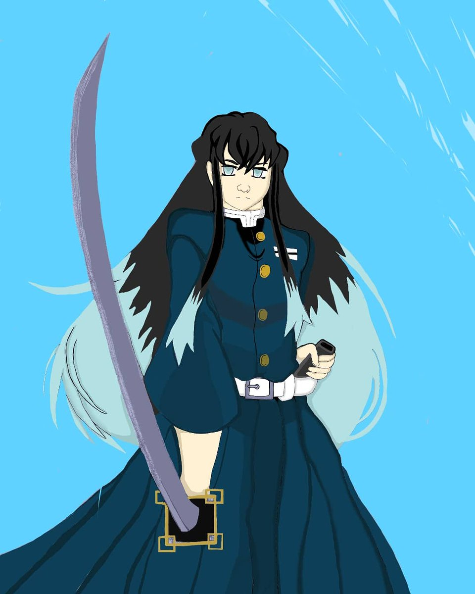 Muichiro Tokito, the mist hashira from #DemonSlayer   #demon #monster #shonenjump #tanjiroukamado #anime #manga  #videogames #adventure #ninja  #nezuko #vampire #dragon #breathing #myheroacademia #blackclover #dragonball #fireforce  #under500gang #under100gang #NobodysArtistClubpic.twitter.com/BSGImt2Yn4