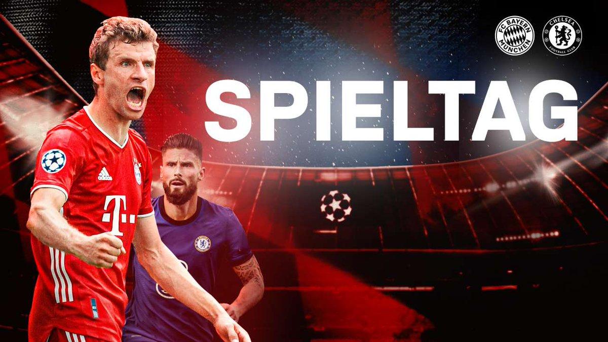 #Bayern vs #Chelsea 2020 Live  Bayern Munich vs. Chelsea Live Stream: How to Watch Champions League Online, TV.  WATCH> https://freestrem.com/soccer/  WATCH> https://freestrem.com/soccer/pic.twitter.com/eLx90CVVzX