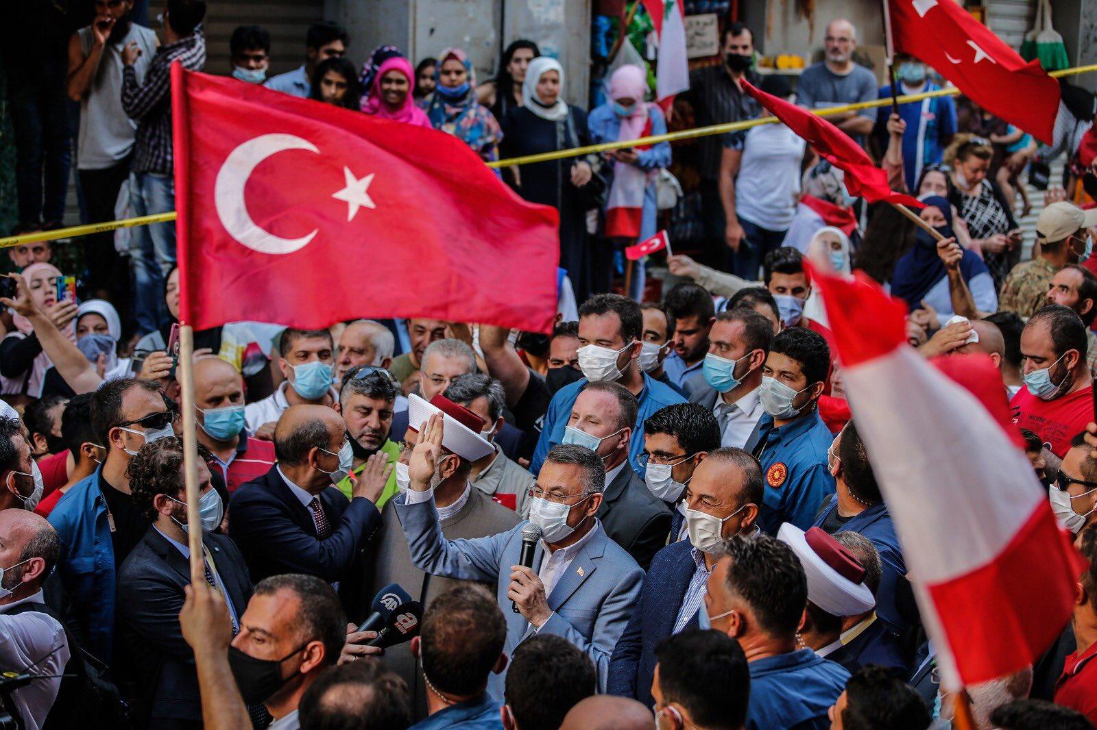 Η Τουρκία ελέγχει τους εξτρεμιστές της Τρίπολης Λιβάνου. Αν αυτοί κινηθούν προς Βηρυτό θα επέλθει εμφύλιος...