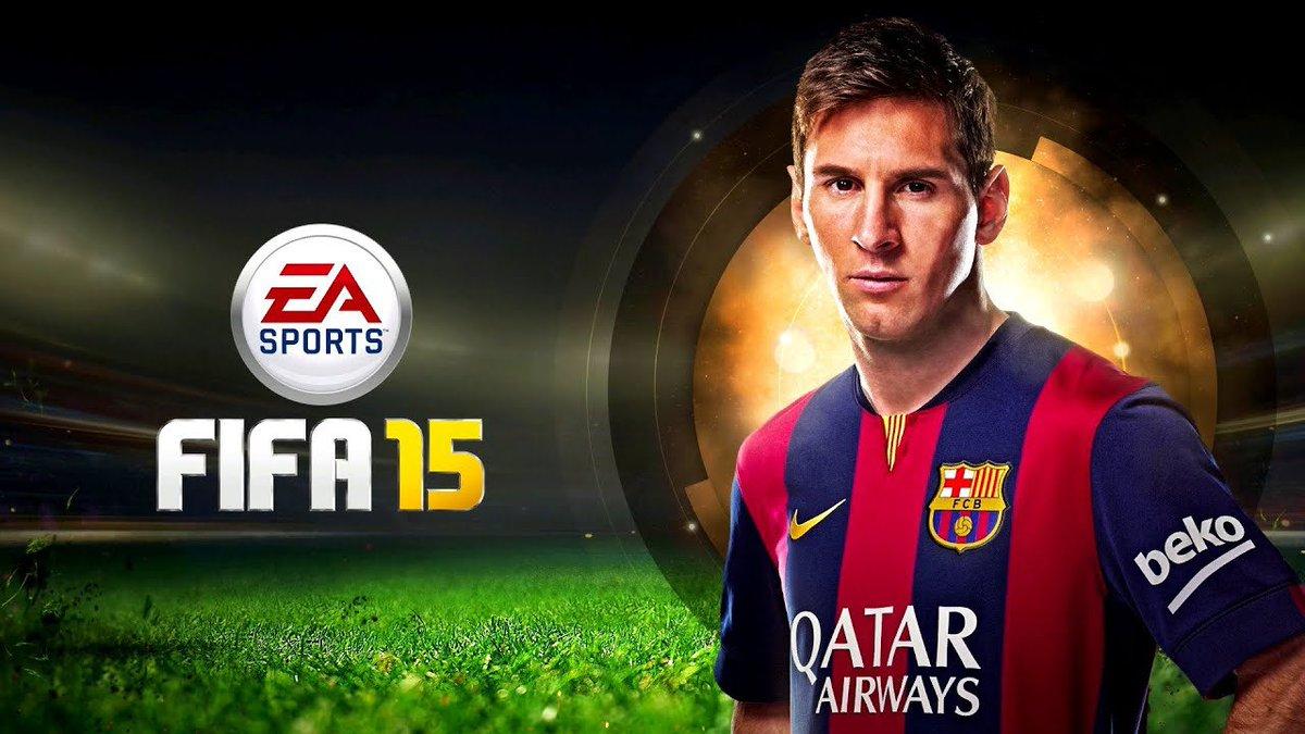 FIFA15 باعت أكثر من 15 مليون نسخة حول العالم . https://t.co/y7mXuhcOts