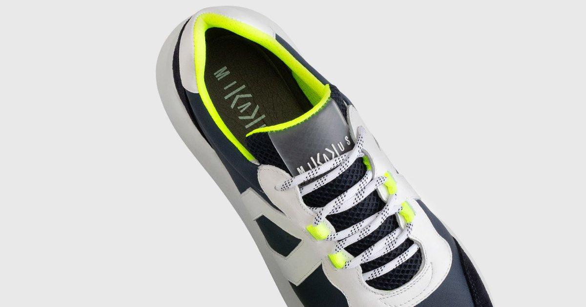 Your go-to sneakers for urban adventures #MIKAKUS #INFINITY #SS20 #sneakers #sneakersaddict #sneakerstore #fashionaddict #fashion #streetwear #attitude #streetwear #bcn #designedinbarcelona #bcn #madeineuropepic.twitter.com/xQJc0XuJUh