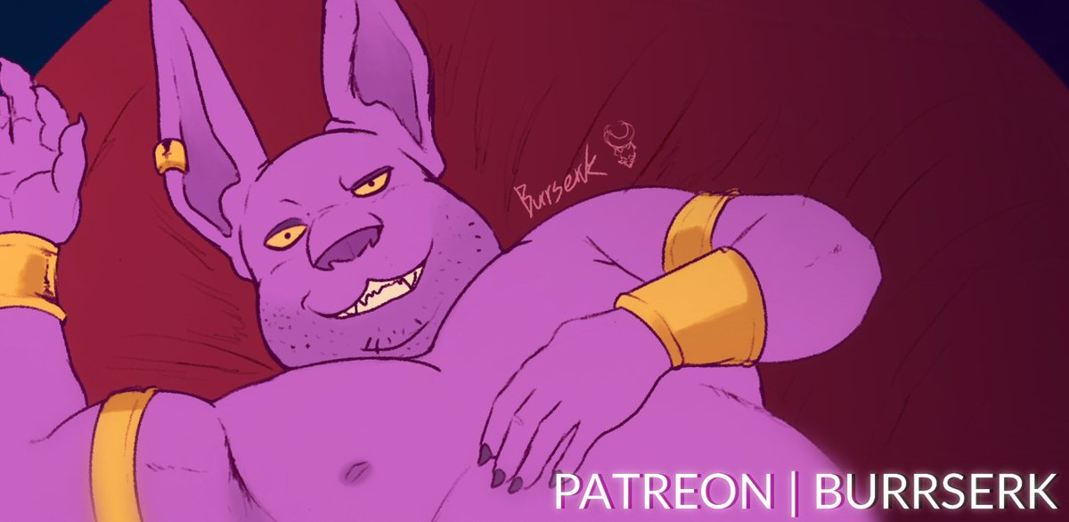 Champa pinup HD + Alts. NOW on Patreon! patreon.com/Burrserk